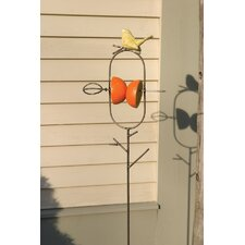 Fruit Spear Bird Staked Feeder