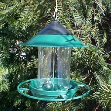 EZ Fill Sunflower / Safflower Hopper Bird Feeder