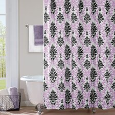 Katelyn Microfiber Shower Curtain