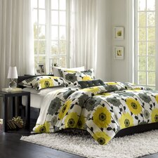 <strong>Mi-Zone</strong> Anthea Big Flower Comforter Set