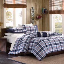 Elliot Plaid Comforter Set