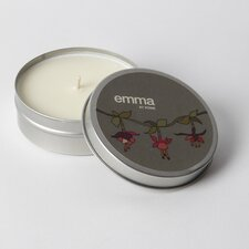 Belgian Berry Fuchsia Travel Jar Candle