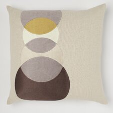 Four Eyes Linen Pillow