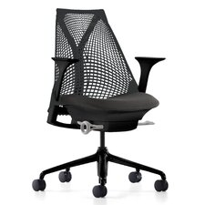 Sayl Executive Chair in Slate Grey