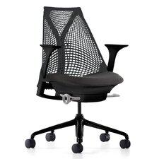 Sayl Executive Chair in Slate Grey