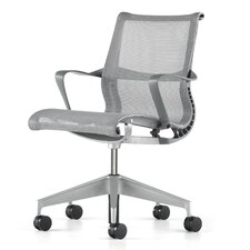 Setu 5 Star Adjustable Task Chair in Alpine