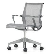 Setu 5 Star Adjustable Task Chair in Alpine