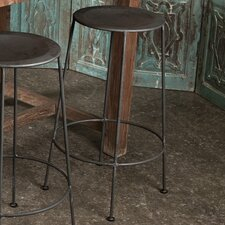 "Iron 30"" Bar Stool (Set of 2)"