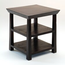 <strong>CG Sparks</strong> Rosewood Kishu End Table