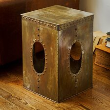 Rivet End Table
