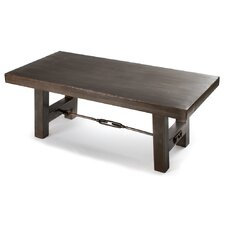 Iron Folding Coffee Table