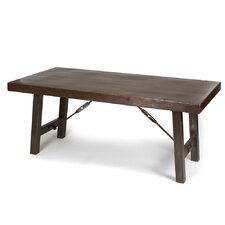 <strong>Wildon Home ®</strong> Iron Dining Table