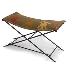 Iron Cloth Bench