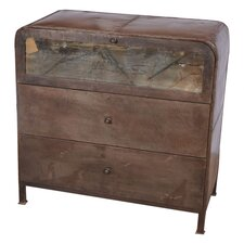 Puri 3 Drawer Dresser