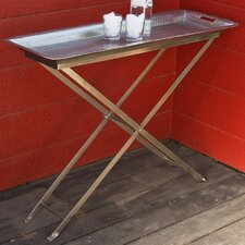 Antique Butterfly Tray Table