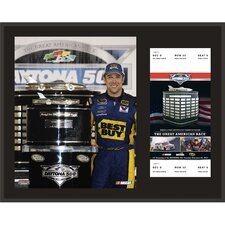 NASCAR 2012 Daytona 500 Champion Sublimated Memorabilia Plaque