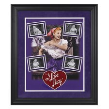 I Love Lucy 'Grape Stomping' Framed Memorabilia