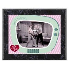 I Love Lucy 'Friendship' Memorabilia Plaque