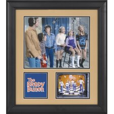 The Brady Bunch Framed Memorabilia