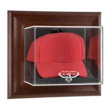 <strong>Mounted Memories</strong> NBA Wall Mounted Cap Display Case