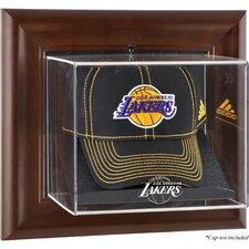 NBA Wall Mounted Cap Display Case