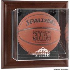 NBA Wall Mounted Basketball Display Case