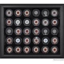 <strong>Mounted Memories</strong> 30 Hockey Puck Display Case