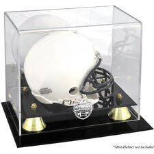 Alabama Crimson Tide 2012 BCS Champion Mini Helmet Display Case