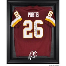 <strong>Mounted Memories</strong> NFL Logo Jersey Display Case