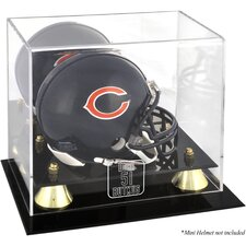 NFL Chicago Bears Dick Butkus 51 Mini Helmet Display Case