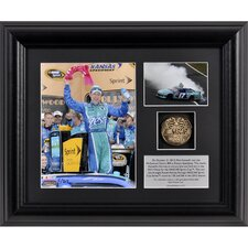 NASCAR Matt Kenseth 2012 Hollywood Casino 400 Race Winner Framed Photograph
