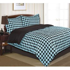 Houndstooth Comforter Set