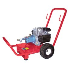 5.5 HP Gas Powered Triplex Plunger Hydrostatic Test Pump
