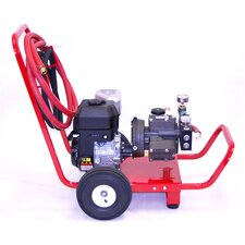 6.5 HP Gas Powered Triple Diaphragm Hydrostatic Test Pump