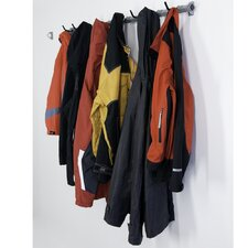 Large Garage Coat Rack