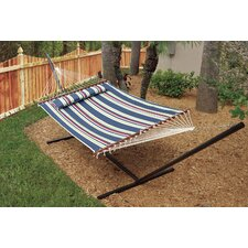 <strong>Smart Garden</strong> Nantucket Double Quilted Reversible Hammock