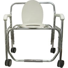 <strong>ConvaQuip</strong> Bariatric Transport Shower Chair