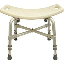 Bariatric Shower Stool without Opening