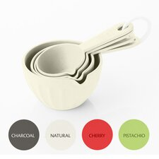 <strong>Natural Home</strong> Moboo Ribbed Measuring Cup
