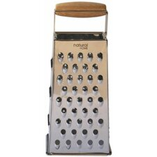"<strong>Natural Home</strong> 12"" Box Grater"