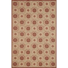 Madison Sunset Tiles Indoor/Outdoor Rug