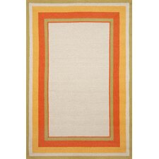 Newport Gypsy Multi Border Rug