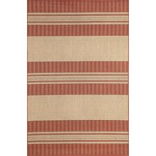 Madison Sunset Stripe Indoor/Outdoor Rug