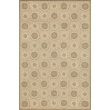 Madison Neutral Tiles Indoor/Outdoor Rug