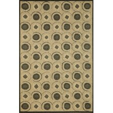 Madison Charcoal Tiles Indoor/Outdoor Rug