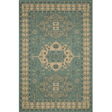 Monterey Ocean Kilim Indoor/Outdoor Rug