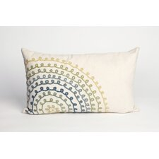<strong>Liora Manne</strong> Ombre Threads Rectangle Indoor/Outdoor Pillow