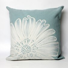 <strong>Liora Manne</strong> Antique Medallion Square Indoor/Outdoor Pillow