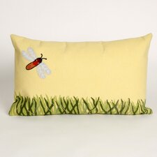 Visions III Dragonfly Pillow