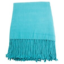 <strong>Cashmere Republic</strong> Bamboo Velvet Throw